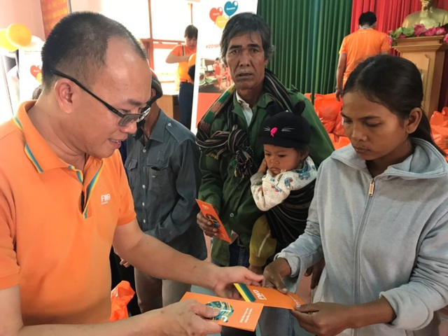 FWD hỗ trợ 300 gia đình khó khăn tại Tây Nguyên - 4