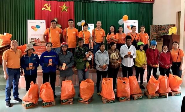 FWD hỗ trợ 300 gia đình khó khăn tại Tây Nguyên - 5