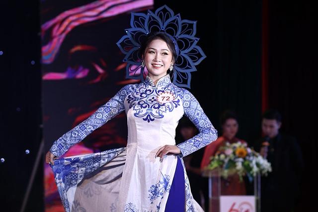Nữ sinh biên đạo múa đăng quang Hoa khôi ĐH Văn hóa - 7