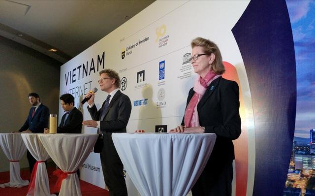 Xã hội thông minh qua góc nhìn của Đại sứ Thụy Điển tại Việt Nam - 4
