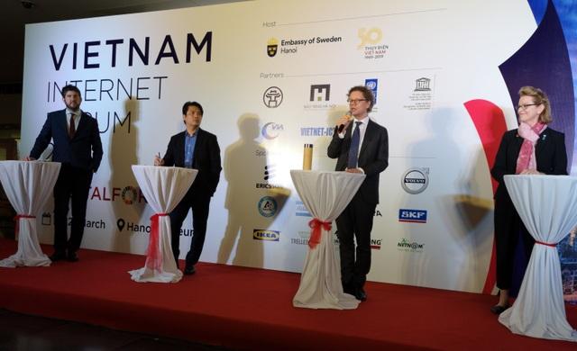 Xã hội thông minh qua góc nhìn của Đại sứ Thụy Điển tại Việt Nam - 1