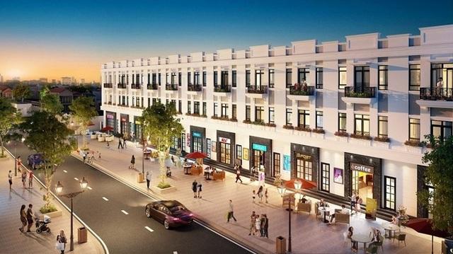 Shophouse – Kênh đầu tư đón đầu xu hướng bất động sản năm 2019 - 1