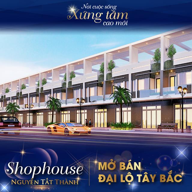 Shophouse – Kênh đầu tư đón đầu xu hướng bất động sản năm 2019 - 2