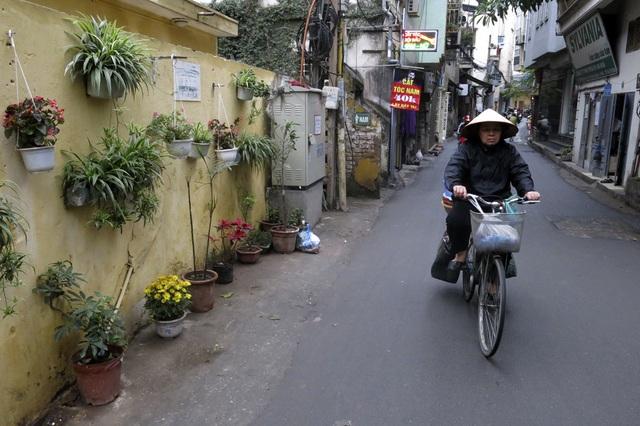 Hàng loạt tranh tường chống bãi rác tự phát bừa bãi ở Hà Nội - 8