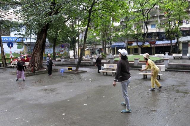 Hàng loạt tranh tường chống bãi rác tự phát bừa bãi ở Hà Nội - 9
