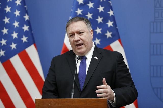 Phía sau tuyên bố quan trọng của Ngoại trưởng Mỹ về Biển Đông - 1