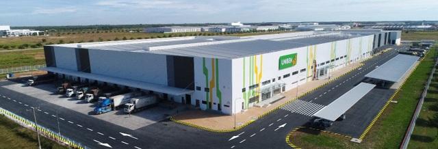 UNIBEN khánh thành thêm một nhà máy thực phẩm hiện đại tại KCN VSIP 2 - Bình Dương - 1