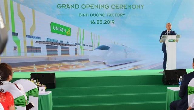 UNIBEN khánh thành thêm một nhà máy thực phẩm hiện đại tại KCN VSIP 2 - Bình Dương - 2