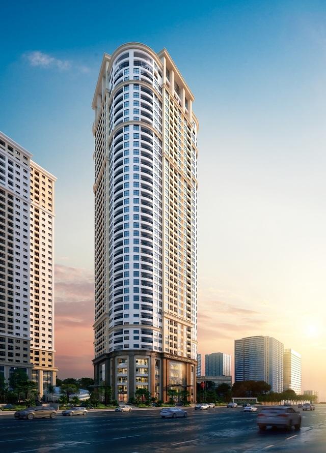 Mở bán căn hộ VC2 GOLDEN HEART - Sở hữu ngay căn hộ chỉ từ 500 triệu đồng - 1