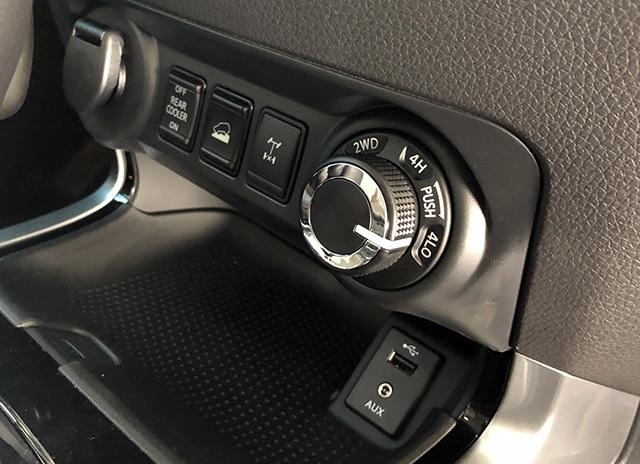 Nissan Terra - Đối thủ đáng gờm ở phân khúc SUV 7 chỗ - 5