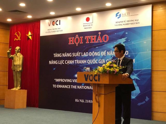 Việt Nam đã thất bại trong việc tăng năng suất lao động - 1