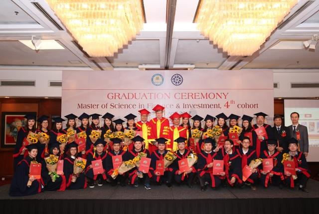 Học viện Tài chính tuyển sinh Thạc sỹ Tài chính  Đầu tư khóa 10 - 2