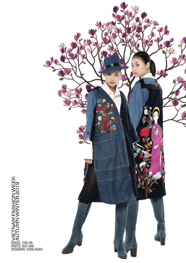 50 người mẫu nổi tiếng tham gia Tuần lễ Thời trang Việt Nam Thu - Đông 2019 - 7