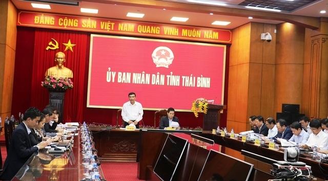 Chủ tịch tỉnh Thái Bình phê bình BOT Thái Hà thông tin không trung thực - 1