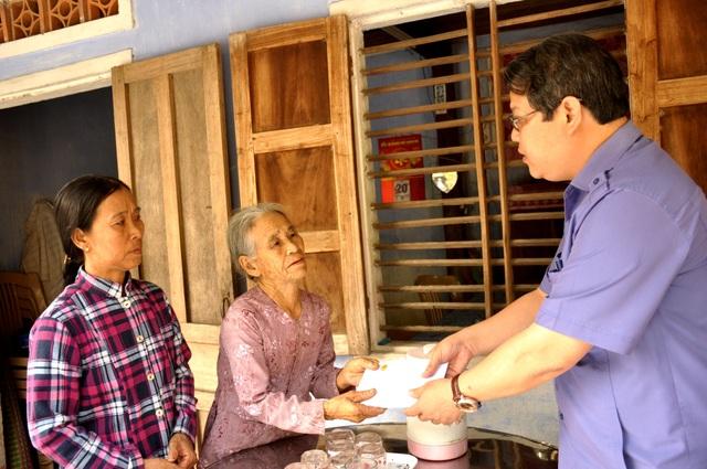 Thủ tướng hỗ trợ gia đình dân quân tử vong do mưa lũ