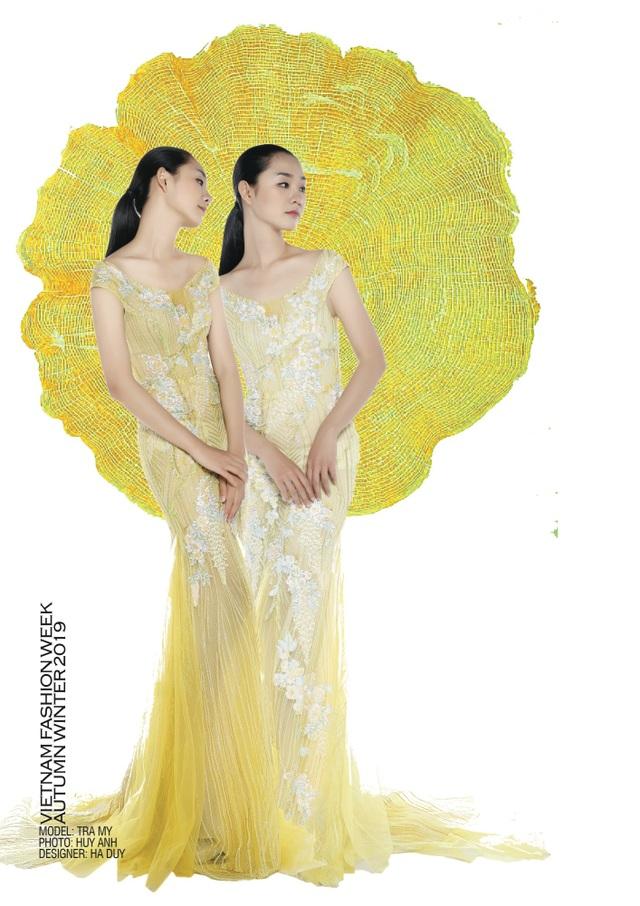 50 người mẫu nổi tiếng tham gia Tuần lễ Thời trang Việt Nam Thu - Đông 2019 - 3