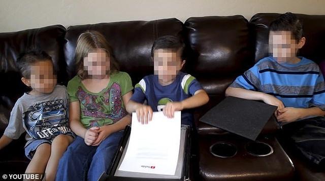 Chủ kênh Youtube nổi tiếng hành hạ trẻ em để kiếm hàng triệu USD - 3