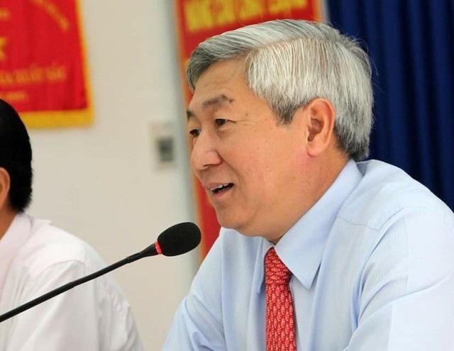 Ông Hoàng Như Cương bị cảnh cáo về mặt Đảng - 1