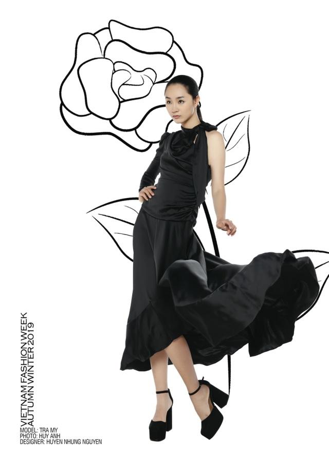 50 người mẫu nổi tiếng tham gia Tuần lễ Thời trang Việt Nam Thu - Đông 2019 - 15