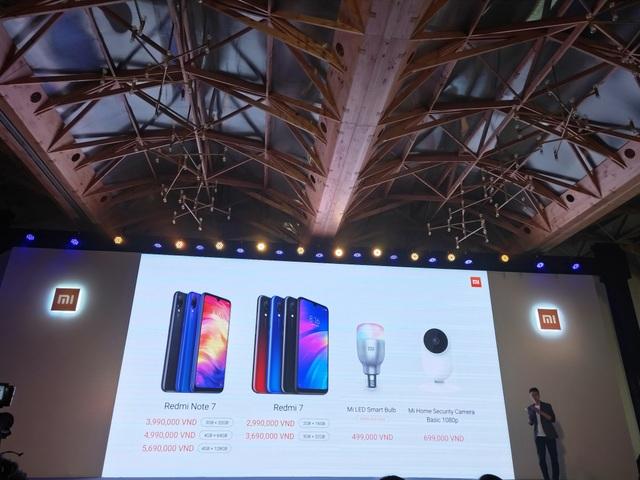 Redmi Note 7 có màn hình giọt mưa, kính cường lực 2 mặt, giá từ 3,9 triệu đồng - 5