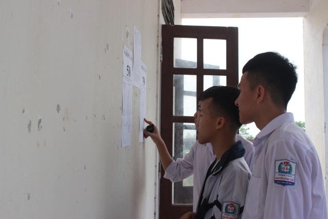 Hà Tĩnh: Học sinh khối 10 và 11 bước vào kỳ thi học sinh giỏi cấp tỉnh - 1