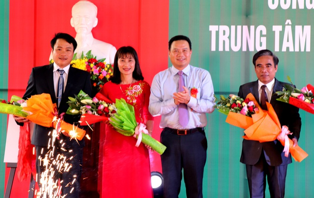 Thành lập Trung tâm kiểm soát bệnh tật Quảng Nam