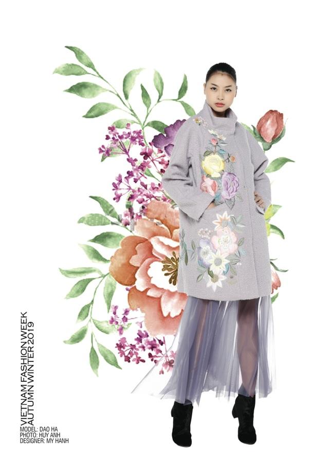 50 người mẫu nổi tiếng tham gia Tuần lễ Thời trang Việt Nam Thu - Đông 2019 - 12