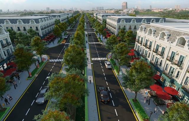 Hé lộ chủ đầu tư dự án nhà phố thương mại đầu tiên tại Uông Bí - 2