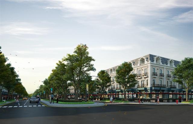 Hé lộ chủ đầu tư dự án nhà phố thương mại đầu tiên tại Uông Bí - 3