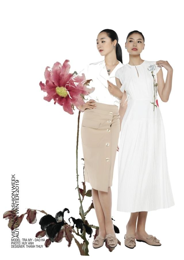 50 người mẫu nổi tiếng tham gia Tuần lễ Thời trang Việt Nam Thu - Đông 2019 - 5