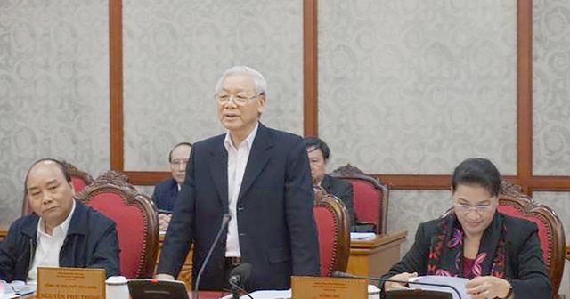 Tổng Bí Thư, Chủ tịch nước: Tạo sự đột phá của Nghệ An ở khu vực và cả nước - 2
