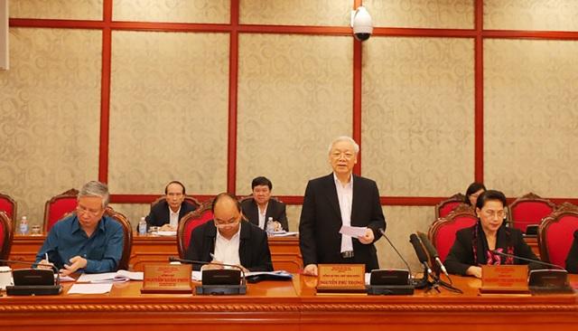 Tổng Bí Thư, Chủ tịch nước: Tạo sự đột phá của Nghệ An ở khu vực và cả nước - 1