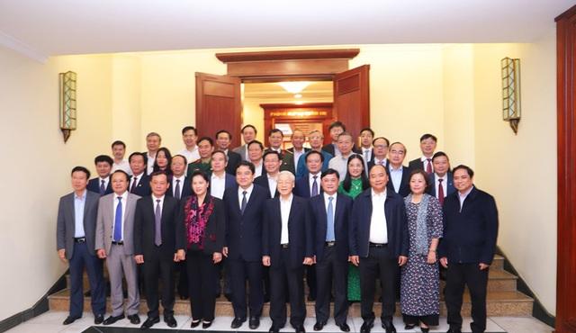 Tổng Bí Thư, Chủ tịch nước: Tạo sự đột phá của Nghệ An ở khu vực và cả nước - 3
