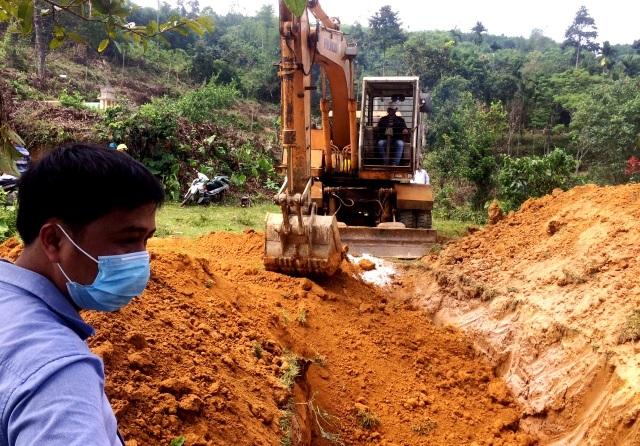 Dịch lở mồm long móng ở Quảng Nam