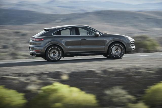 Porsche Cayenne Coupe chính thức trình làng - 5