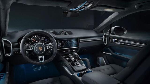 Porsche Cayenne Coupe chính thức trình làng - 10