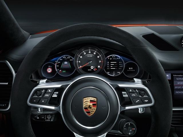 Porsche Cayenne Coupe chính thức trình làng - 11