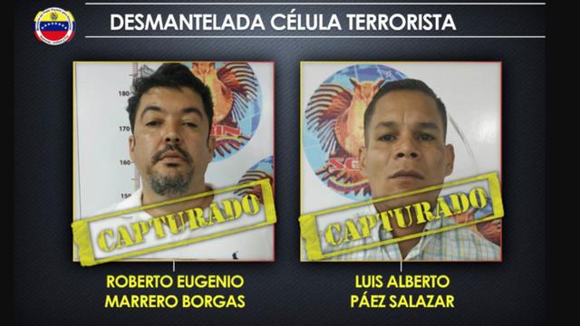 Venezuela bắt trợ lý cao cấp của ông Guaido, cáo buộc là phần tử khủng bố - 1