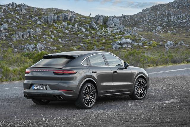 Porsche Cayenne Coupe chính thức trình làng - 8