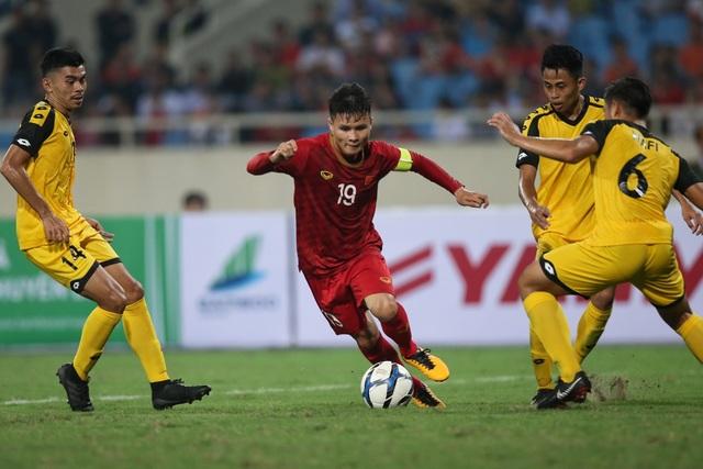 Xem lại U23 Việt Nam vs U23 Brunei
