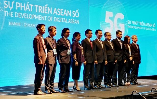 Phó Thủ tướng Vũ Đức Đam: Các nước ASEAN cần đi đầu về 5G - 2