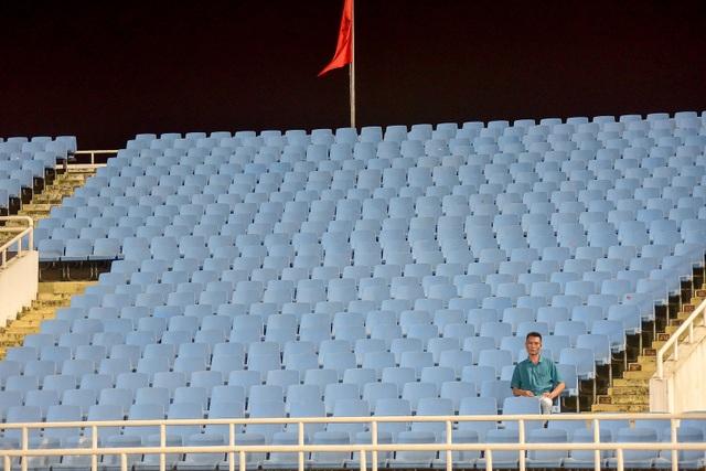 Sân Mỹ Đình vắng khán giả trong ngày U23 Việt Nam thắng U23 Brunei - 6