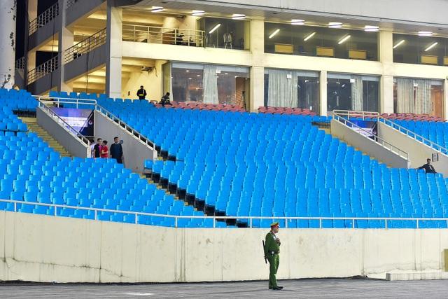 Sân Mỹ Đình vắng khán giả trong ngày U23 Việt Nam thắng U23 Brunei - 9