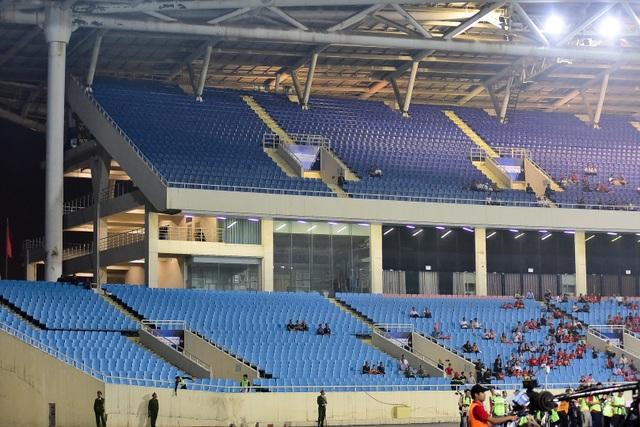 Sân Mỹ Đình vắng khán giả trong ngày U23 Việt Nam thắng U23 Brunei - 5