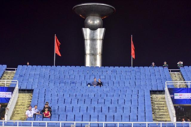 Sân Mỹ Đình vắng khán giả trong ngày U23 Việt Nam thắng U23 Brunei - 2