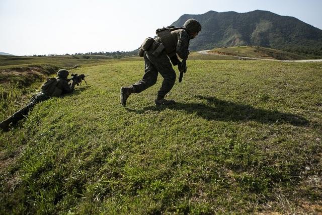 Mỹ tập trận chiếm đảo đề phòng Trung Quốc cứng rắn trên Biển Đông - 3