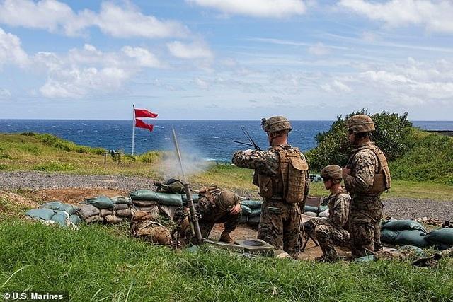 Mỹ tập trận chiếm đảo đề phòng Trung Quốc cứng rắn trên Biển Đông - 5