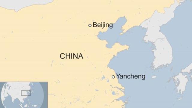 Nổ nhà máy hóa học ở Trung Quốc, 44 người thiệt mạng - 2