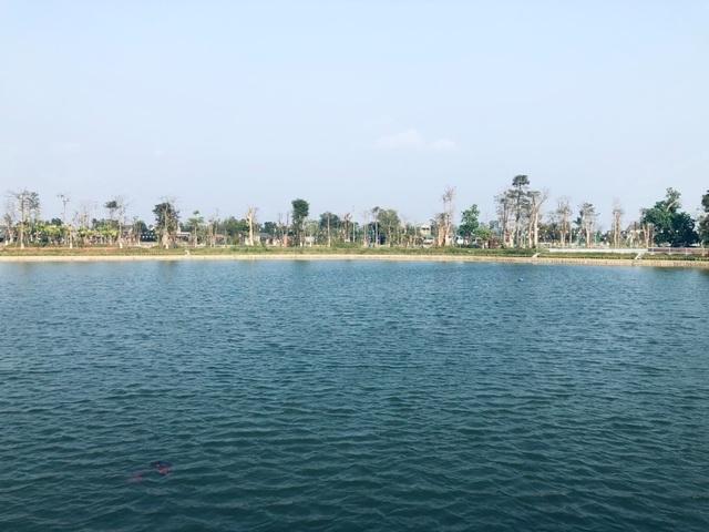 Sống xanh, sống khỏe tại KĐT Xuân An Green Park - 1