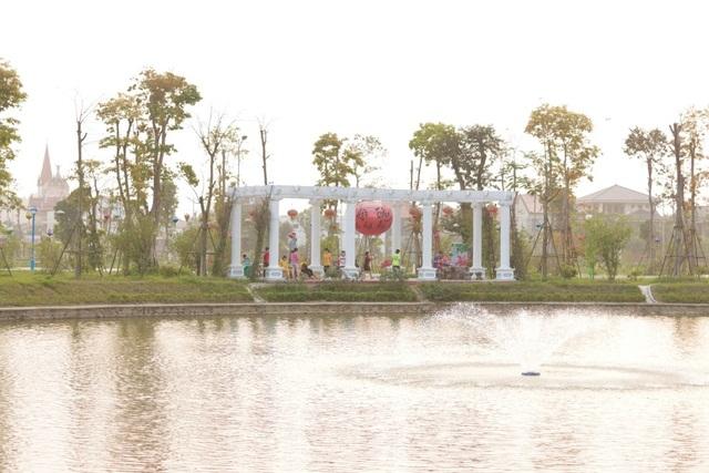 Sống xanh, sống khỏe tại KĐT Xuân An Green Park - 2